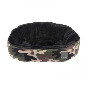 Camo Reversible Bed