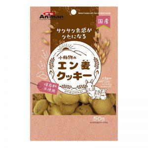 Oats Cookie for Small Animal - 50g - Animan - Noble Advance Pets