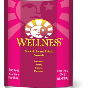 Wellness Complete Health wet food Duck
