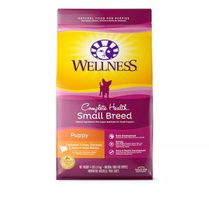 Wellness Small Breed Puppy