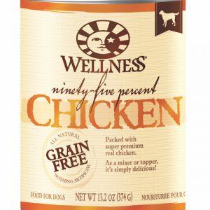 Wellness Chicken Mixer/ Topper