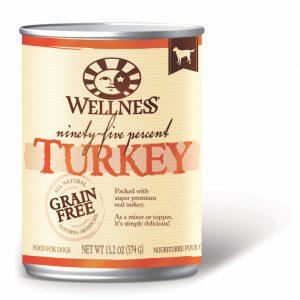 Wellness Turkey Mixer/ Topper