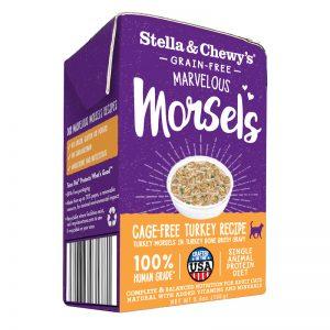 Cat Morsels Wet CFTurkey