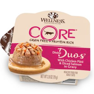 Wellness Core DD Chicken and salmon