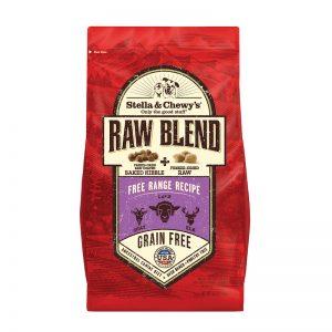 raw blend free range