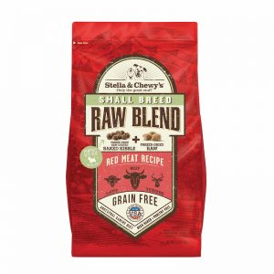 raw blend smallbreed