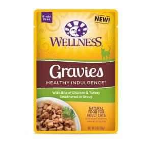 Wellness Gravies Healthy Indulgence Chicken & Turkey