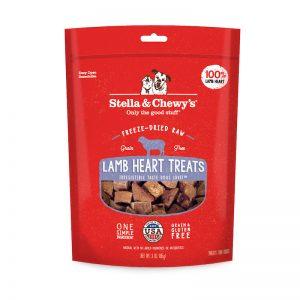 Single ingredient treat Lamb heart