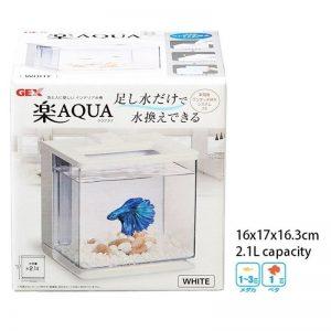 Rein Biotech GEX Easy Aqua White