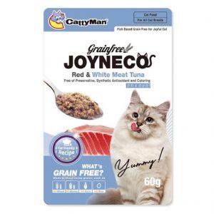 CattyMan Joyneco Grain-Free Pouch Cat Food 60g
