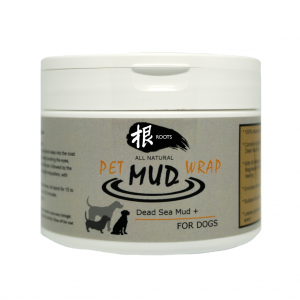 Dead Sea Mud with Calamine, Aloe Vera & Rosemary - 500gm Skin and Coat Solutions - Roots - Roots Techologies