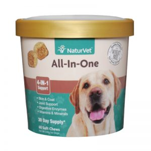 All-In-One (4-IN-1 Support) - NaturVet - Silversky