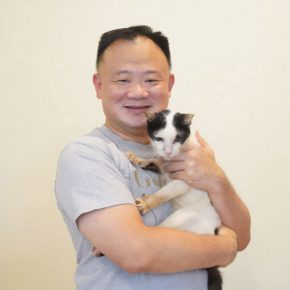 Animal Human Alliance (AHA): One Man's Love, A Stray's Second Chance at Life