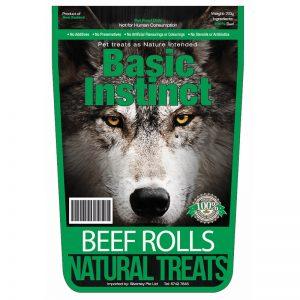 Beef Rolls (1) - Basic Instinct - Silversky