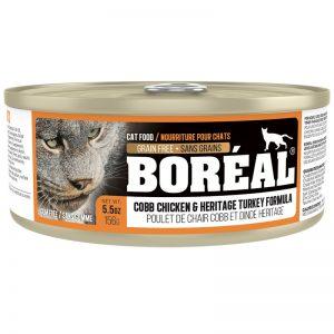 Cat Cobb Chicken & Heritage Turkey - Boréal - Silversky