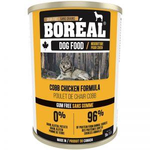 Cobb Chicken - Boréal - Silversky