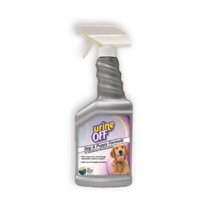 Dog & Puppy Hard Surface Sprayer - Urine Off - Silversky