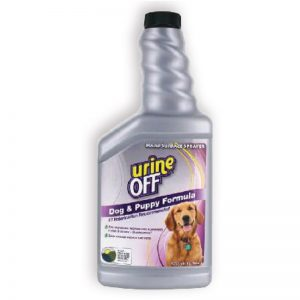 Dog & Puppy Odor & Stain Remover - Urine Off - Silversky
