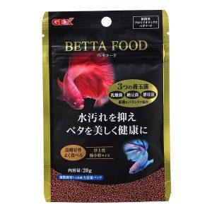 GEX Betta Food 20g GX033031 - GEX - ReinBiotech