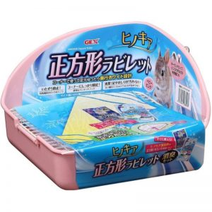 Gex Hinokia Square Toilet Set PINK - GEX - Reinbiotech