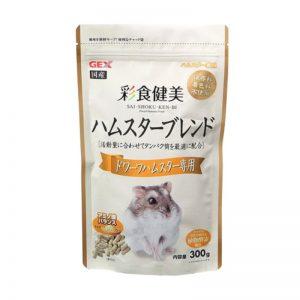 Gex Saishoku Kenbi Dwarf Hamster Food 300g (1) - GEX - ReinBiotech