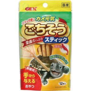 Gex Turtle Happy Food Sticks - GEX AQ - ReinBiotech