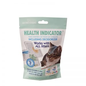 Health Indicator - Cat Litter Company - Silversky