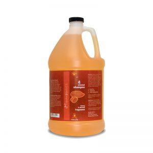 Honey Almond Shampoo (2) - Bark2Basic - Silversky