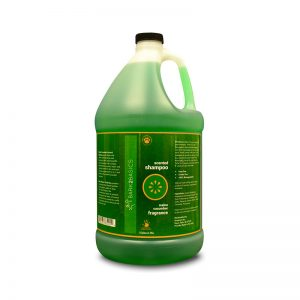Melon Cucumber Scented Shampoo Gal - Bark2Basic - Silversky