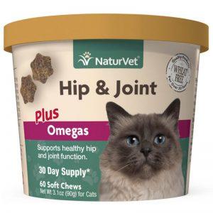 Naturvet Hip & Joint Plus Omegas - NaturVet - Silversky