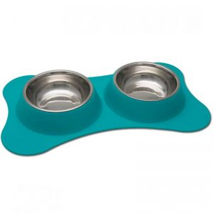 Osso Dolce Diners® Robin's Egg - Loving Pets - Silversky