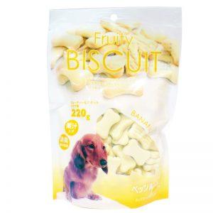 PR60265 Fruity Biscuit - Banana - Petz Route - Silversky
