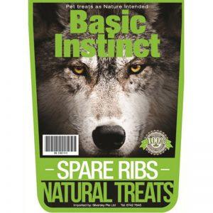 Spare Ribs (1) - Basic Instinct - Silversky