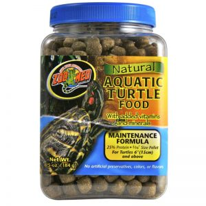 Zoo Med Natural Turtle Food - MAINT Formula 184g - Zoo Med - Reinbiotech