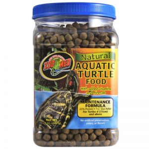 Zoo Med Natural Turtle Food - Maint 680g - Zoo Med - Reinbiotech