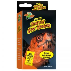 Zoo Med Repti Turtle Eye Drops 64ml - Zoo Med - Reinbiotech