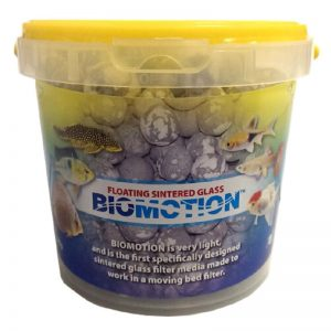 Biomotion Floating Sintered Glass (2) - Biomotion - Reibiotech