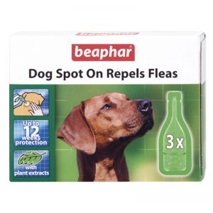 Flea & Tick Spot On Bio (MargosaI R3535) Dog - Beaphar - Adec Distribution