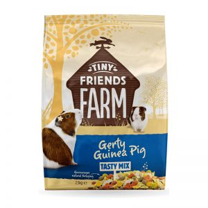 Gerty Guinea Pig Tasty Mix (1) - Supreme - Reinbiotech