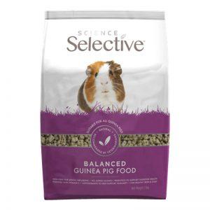 Science Selective Guinea Pig (1) - Supreme - Reinbiotech
