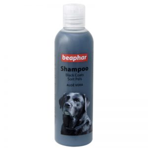 Shampoo Transparant Black Coat Dog - Beaphar - Adec Distribution