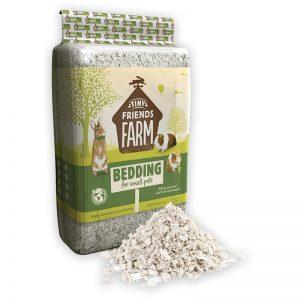 Tiny Friends Farm Eco Bedding 15L (2) - Supreme - Reinbiotech
