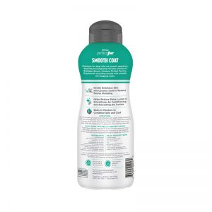Tropiclean PerfectFur Smooth Coat Shampoo For Dogs (Back) - Perfect Fur TropiClean - Silversky