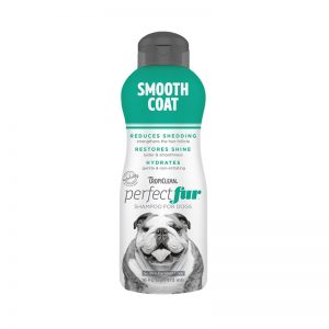 Tropiclean PerfectFur Smooth Coat Shampoo For Dogs (Front) - Perfect Fur TropiClean - Silversky