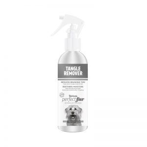 Tropiclean PerfectFur Tangle Remover Spray For Dogs (Front) - Perfect Fur TropiClean - Silversky