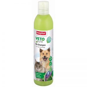 Veto Pure Bio Shampoo (Margosa Lavandin) Dog Cat - Beaphar - Adec Distribution