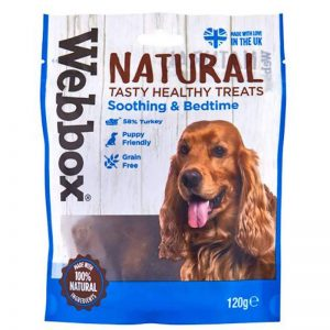 Webbox Natural Bedtime Soothing Treats - Webbox Natural Bedtime Soothing Treats