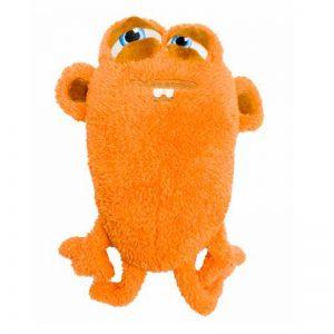 Yardsters Oobert Orange Small Dog Toy - FuzzYard - Silversky