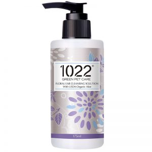AP32 - 1022 Floral Ear Cleansing Solution 175ml - 1022 - Yappy Pets