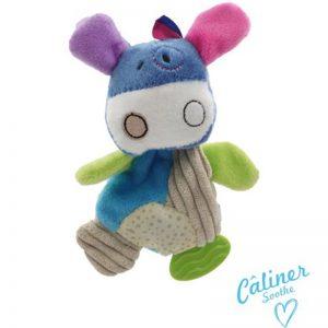 Aime Mini Toy Plush Cow 16cm (1pc) - Aime - Adec Distribution